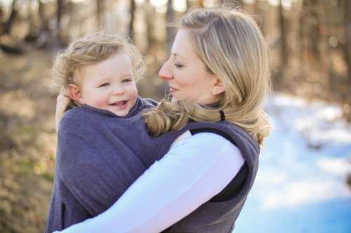 Stay Cozy This Winter While Babywearing With The Boba Vest 4 Daily Mom Parents Portal
