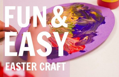 Fun & Easy Easter Craft 1 Daily Mom Parents Portal