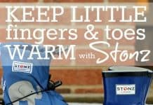 Keep Little Fingers And Toes Warm With Stonz