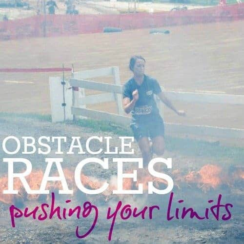 Obstacle Races: Pushing Your Limits