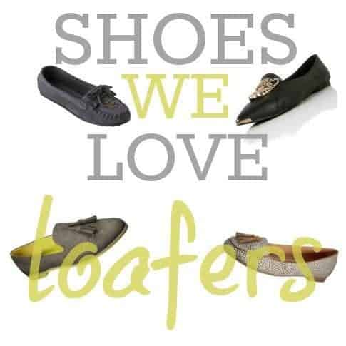 Shoes We Love: Loafers