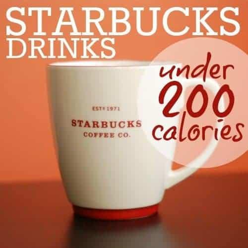 Starbucks Drinks That Won't Ruin Your Diet
