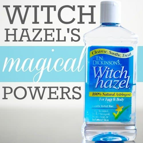 """Witch Hazel's """"Magical"""" Powers 1 Daily Mom Parents Portal"""