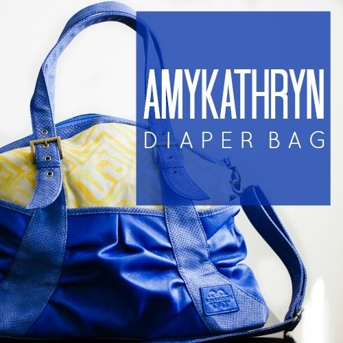 Non-Toxic Diaper Bag: amykathryn 1 Daily Mom Parents Portal