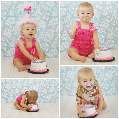 Baby's First Birthday: Must Take Photos 6 Daily Mom Parents Portal