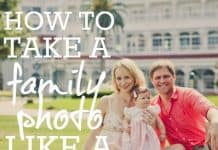 How To Take A Family Photo Like A Pro