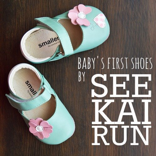Baby's First Shoes: See Kai Run