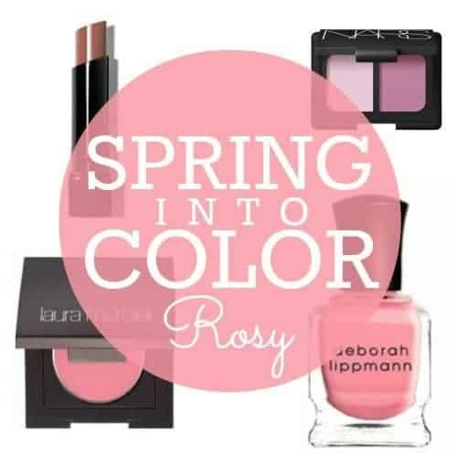 Spring Into Color Rosy