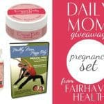 Day 6: Fairhaven Health Pregnancy Set