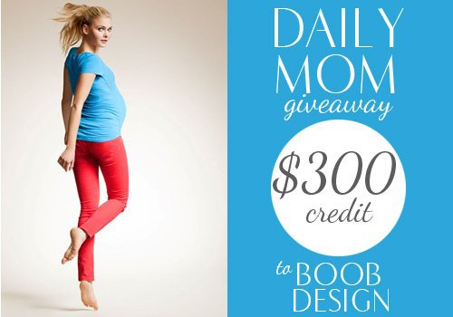Day 50: Boob Design 8 Daily Mom Parents Portal