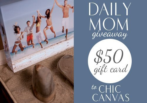 Day 3: Chic Canvas Giveaway