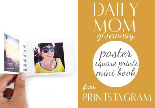 Day 21: Social Print Studio Poster, Prints & Mini Book 9 Daily Mom Parents Portal