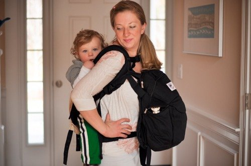 Non-Toxic Diaper Bags: Ergo Organic Travel Pack 2 Daily Mom Parents Portal
