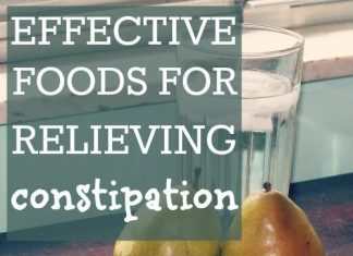 Effective Foods For Relieving Constipation