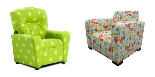 Daily Deals: Children's Chairs And Girls Clothing