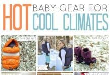 Hot Baby Gear For Cool Climates