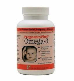 PregnacyPlus Omega-3 Supplement by Fairhaven Health