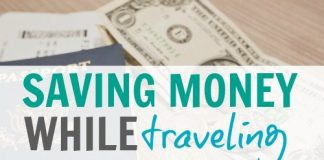 Saving Money While Traveling