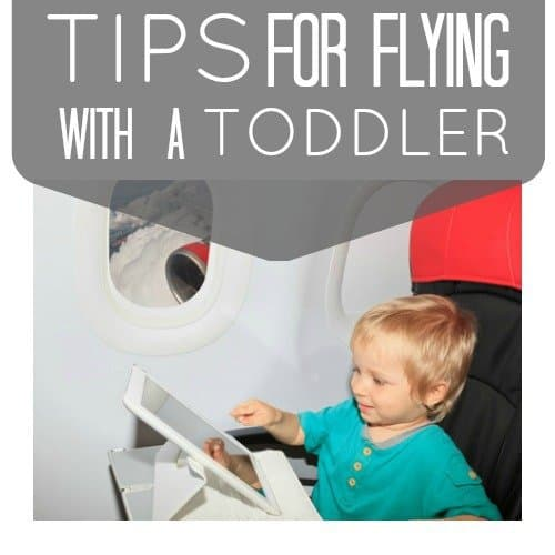 Tips For Flying With A Toddler 1 Daily Mom Parents Portal