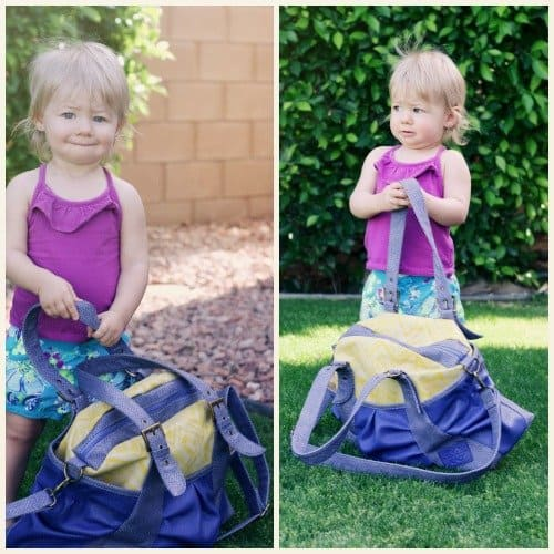 Non-Toxic Diaper Bag: amykathryn 4 Daily Mom Parents Portal