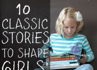 10 Classic Stories To Shape Girls' Minds