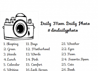 Daily Mom...on Instagram!