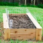How To: Build A Raised Bed Vegetable Garden