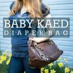 Baby Kaed Diaper Bag