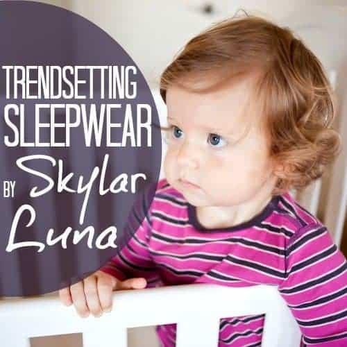 Trendsetting Sleepwear By Skylar Luna