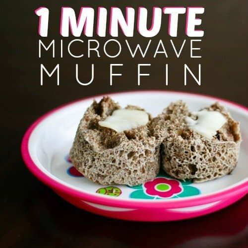 1 Minute Microwave Muffin 1 Daily Mom Parents Portal