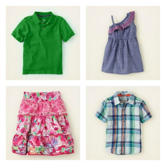 Children's Place Spring/Summer 2013 8 Daily Mom Parents Portal