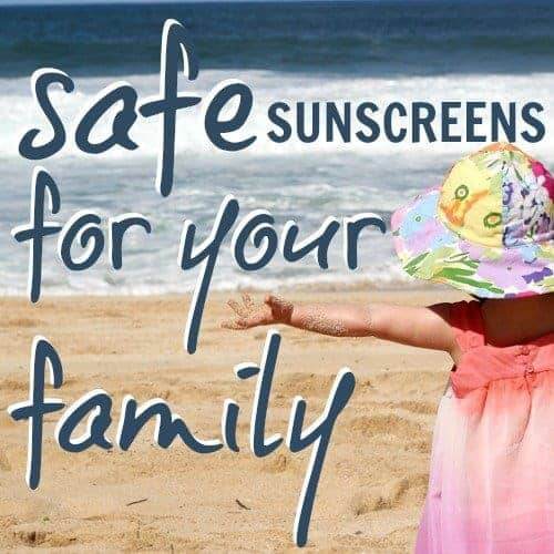 Safe Sunscreens For Your Family 2