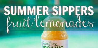 Summer Sippers: Fruit Lemonades