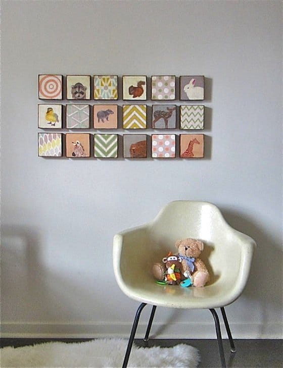 Engaging Wall Art for the Modern Nursery 10 Daily Mom Parents Portal