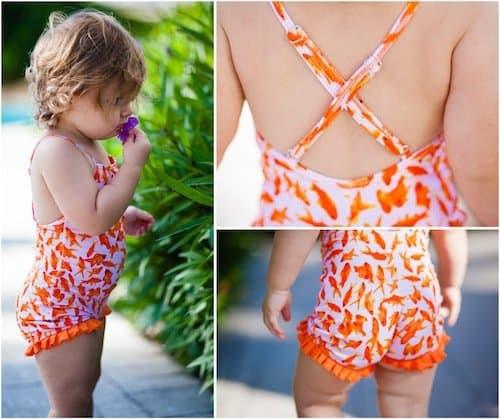 Make A Stylish Splash in Submarine Swimwear 8 Daily Mom Parents Portal