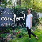 Casual Chic Comfort With Gaiam 3