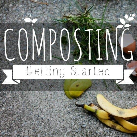 Composting Getting Started