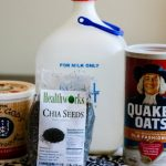 Toddler Eating: Chia And Oatmeal Yogurt Breakfast Jars