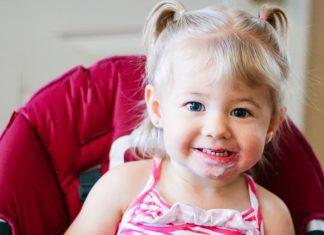 Toddler Cooking: Fun, Frozen, Fruity, Yogurt Snacks