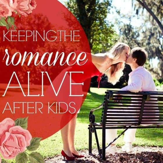 Keeping The Romance Alive After Kids 1 Daily Mom Parents Portal