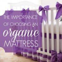 The Importance Of Choosing an Organic Mattress