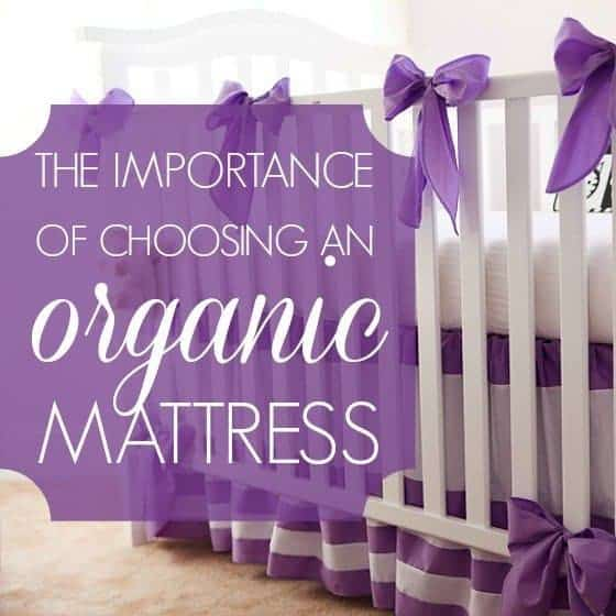 The Importance Of Choosing An Organic Mattress