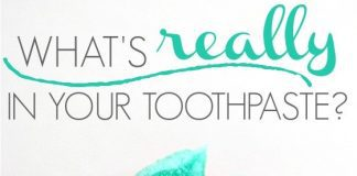 Whats Really In Your Toothpaste