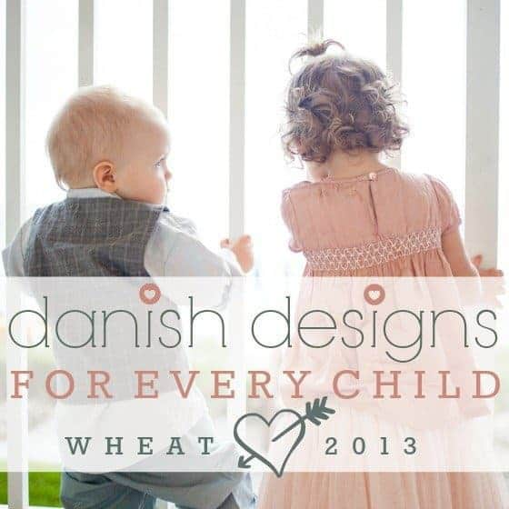 Danish Designs For Every Child Wheat