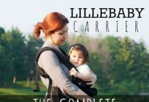 Lillebaby Complete Carrier2