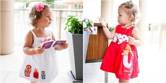 Lourdes: Colorful Summer Style 2 Daily Mom Parents Portal