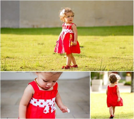 Lourdes: Colorful Summer Style 4 Daily Mom Parents Portal