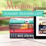 Mommys Summer Reading List