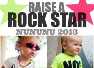 Raise A Rock Star Nununu