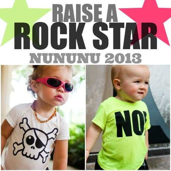 Raise A Rock Star Nununu